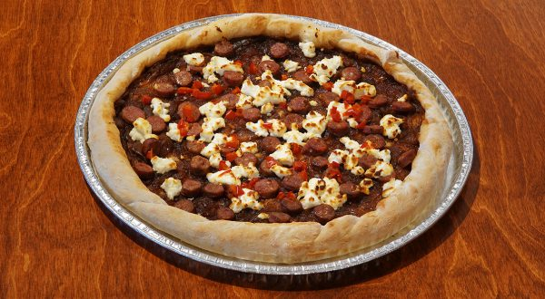 La Pimentée (pizza)